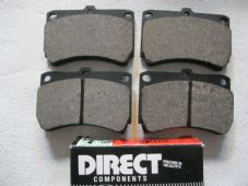 MAZDA 323 1.1, 1.6, 1.7 (87-91) NEW DISC BRAKE PADS - DB630, BW251